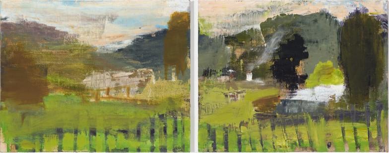 Citrus Fields, Haeflingers 2011