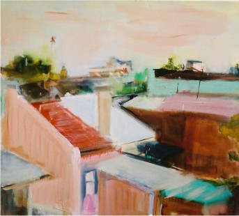 Rooftops, East Sydney 2004