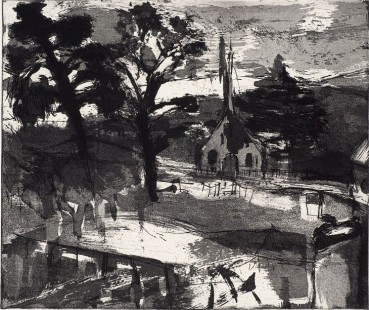 St Pauls I 2011  [ Bathurst Regional Art Gallery Collection ]
