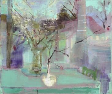 Blossom, Landscape and Cottage  I 2014