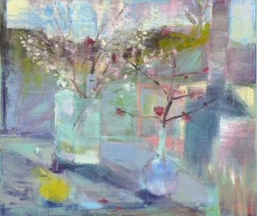 Blossom,Landscape and Cottage II 2014