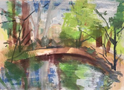 Sheena's Pond 2018